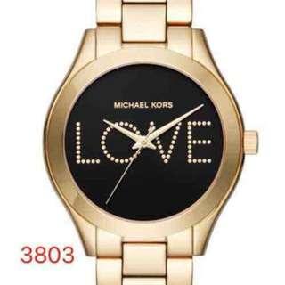 MK 3803 Watch