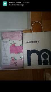 Brandnew mothercare bodysuit