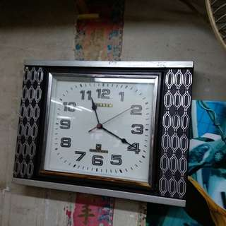 70~80s Vintage Japan WINNER Wall Clock 掛牆時鐘~Working~