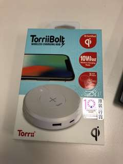 Torrii 無線充電器 TorriiBolt Wireless Charging Hub