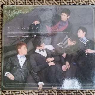 TVXQ Mirotic Album
