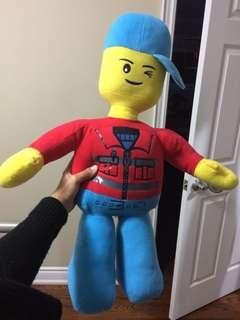 LEGO Plushie