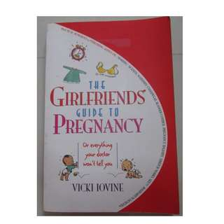 Book : The Girlfriends' Guide to Pregnancy