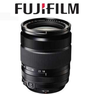 Fuji XF 18-135mm F3.5-5.6 R LM OIS WR Lens