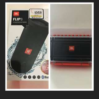 JBL Flip 3 Bundle promotion Bluetooth speaker