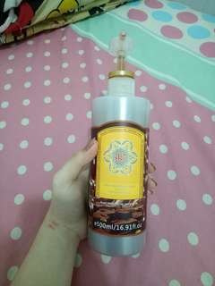 BODY WASH CHOCOLATE SK7