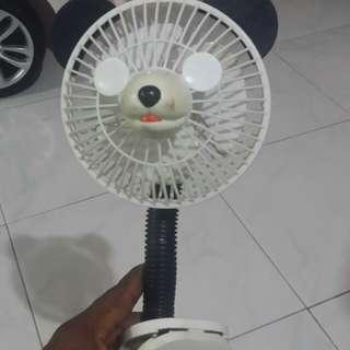 Kids Stroller Fan.