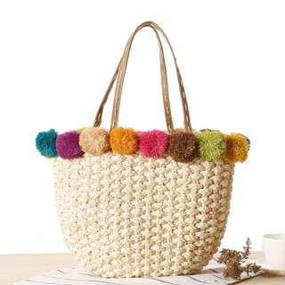 Jodi Pompom Bag