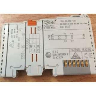 WAGO 750-513 -  RELAY O/P MODULE, WAGO-I/O-SYSTEM 750