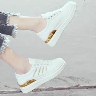 PO Korean Style Platform Sneakers