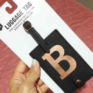 BN Luggage Tag From TYPO - Incl.postage