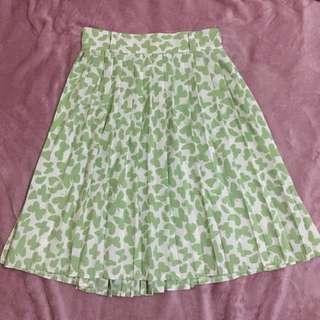 Casual Skirt/ Pleated Skirt