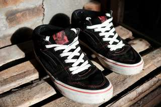 Vans tnt II black & white