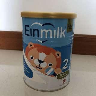 Einmilk stage 2 formula milk 400g