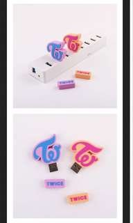 [Preorder] TWICE OFFICIAL GOODS - USB
