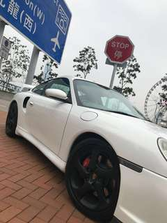 PORSCHE 996 911 TURBO (not 993 997 991 C2 C4)