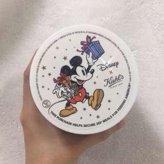 現貨在台💗kiehl's x Disney 限量米奇經典潤膚慕斯霜-葡萄柚