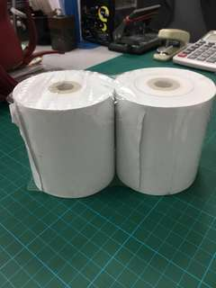 POS Thermal Paper Roll - 80 x 76