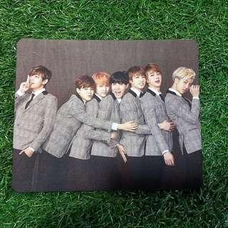 BTS Mouse Pad