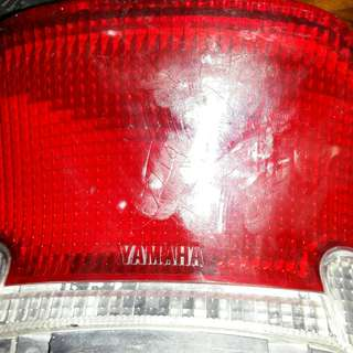 Rxz orimtr rear tail light