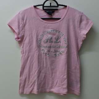 Ralph Lauren Pink Shirt for Girls