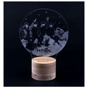 [Preorder] Acrylic Mood Lamp - DAY6 Every DAY6 Concert in December Concert Goods