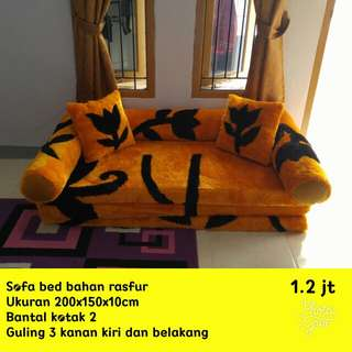 Sofa bed bulu High Quality