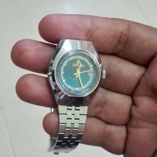 Jam(watch)antik(vintage) campus kunci