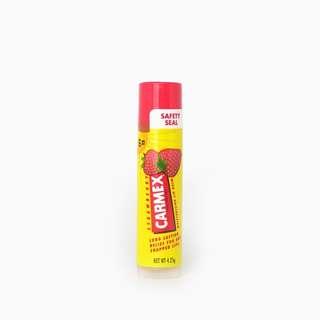 Carmex Strawberry Flavor Lip Balm