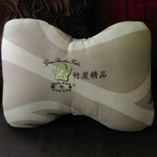 竹碳午安枕