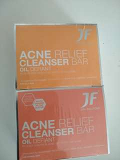 Acne relief cleanser bar