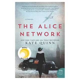 The Alice Network: A Novel Kindle Edition by Kate Quinn  (Author)