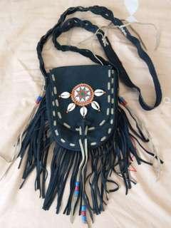 猄皮民族袋