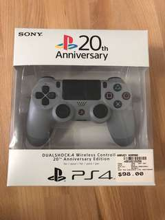 Sony PS4 20th Anniversary Controller