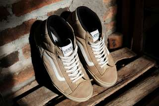 Vans mid california Brown
