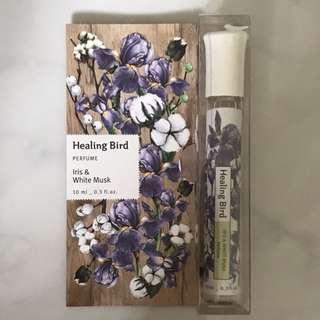 Healing Bird Perfume - Iris & White Musk