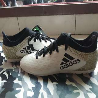 Authentic Adidas techfit soccer/football shoes (dubai bought)