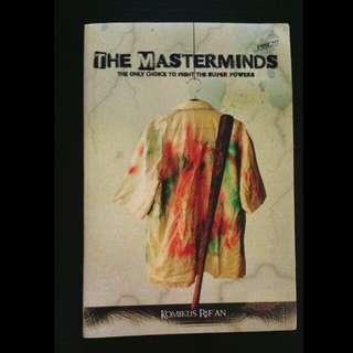 """The Masterminds"" -komikus Rif'an-"