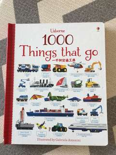 1000 Things that' go