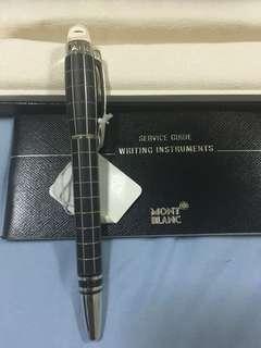 New Mont Blanc Starwalker Pen