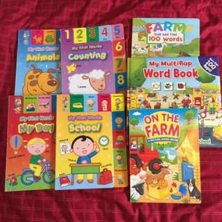 Baby Books hard cover