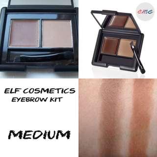 BN Elf Cosmetics Eyebrow Kit - Medium