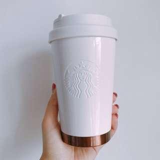 Starbucks 杯 雲石 韓國
