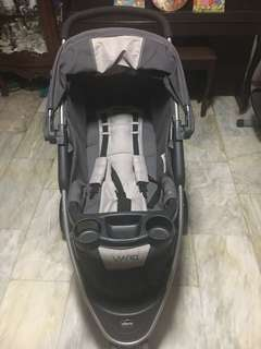 Pre-loved Chicco Viaro Travel System