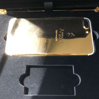 Rush for sale Iphone 7 plus 24k Gold Limited Edition