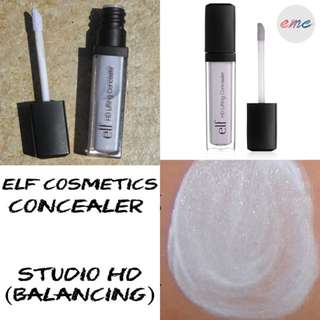 BN Elf Cosmetics Studio HD Lifting Concealer - Balancing Purple