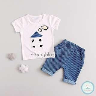 Homey Set / setelan anak / baju anak