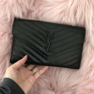 YSL chained Wallet