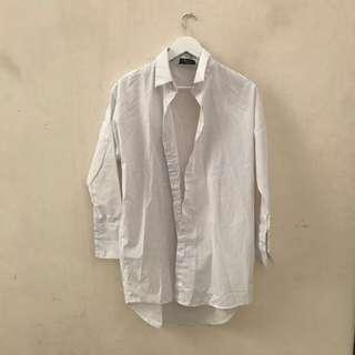 Oversize white Shirt