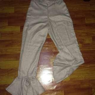 Celana fashion kain panjang